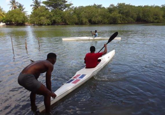 Remo y Canotaje inicia captación atletas y capacitación técnica en El Seibo