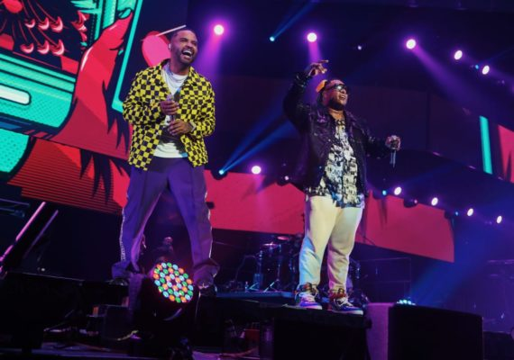 Dúo del reguetón Zion & Lennox actuarán en Punta Cana