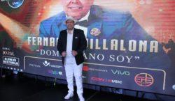 """Fernando Villalona anuncia sorpresas en su show """"Dominicano soy"""""""