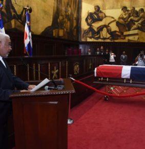 CÁMARA DE DIPUTADOS RINDE HOMENAJE PÓSTUMO A DOCTORA LICELOT MARTE DE BARRIOS
