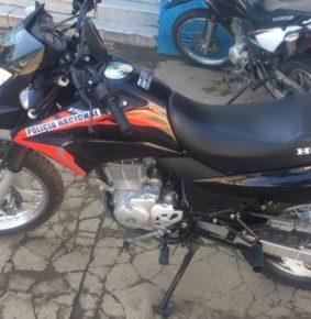 DICAN entrega motocicletas para el combate al narcotrafico en linea Noroeste