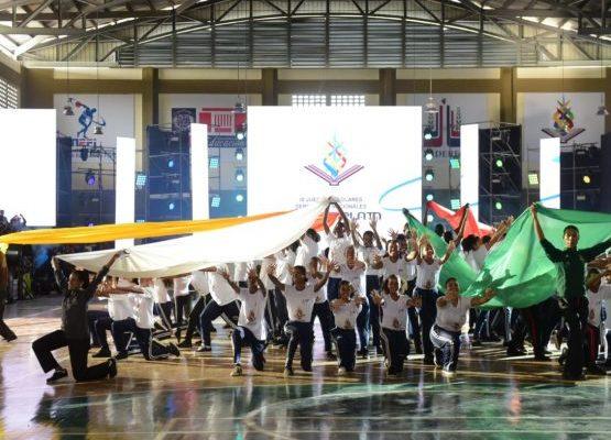 Inician IX Juegos Escolares Deportivos Nacionales Monte Plata 2019