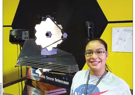 Ingeniera dominicana de la NASA impartirá charla virtual