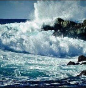 Meteorología pronostica ocurrencia de chubascos este lunes y oleaje anormal en costa Atlántica