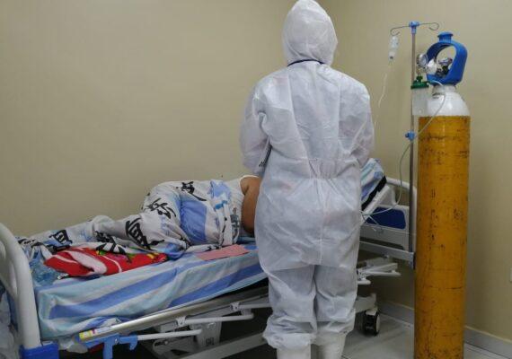 Autoridades reportan 560 nuevos contagiados de Coronavirus y ocho defunciones por esa causa