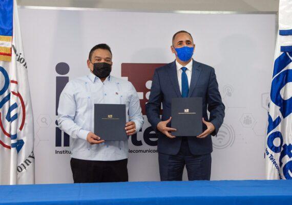 Indotel y ONDA acuerdan afianzar protección intelectual y derecho de autor en el país