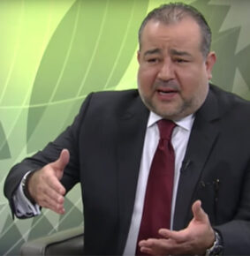 Comunicadores Oscar Medina y Freddy Sandoval, del programa ¨Hoy Mismo¨afectados por el Covid