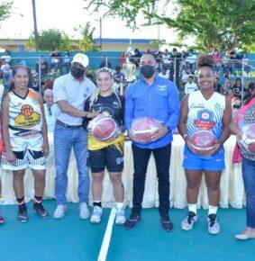 Coronado conduce quinteto Yelda Trinidad a segundo triunfo basket  superior femenino S.F.M
